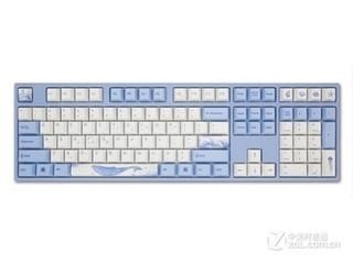 阿米洛MA108海韵静电容机械键盘(樱花粉轴)