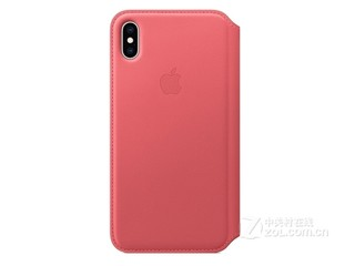苹果iPhone XS皮革保护夹