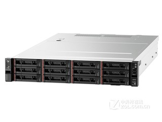 联想ThinkSystem SR590(Xeon 铜牌3106*2/16GB*2/1.2TB*3)