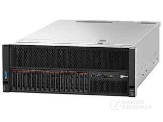 联想 ThinkSystem SR860(Xeon Gold 5118*2/16GB*4/900GB*5)