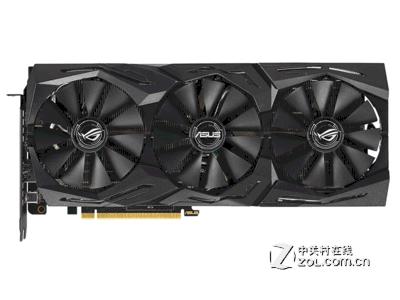 华硕(ASUS)ROG-STRIX-GeForce RTX2070-O8G-GAMING 1410-1845MHz 14000MHz猛禽游戏显卡