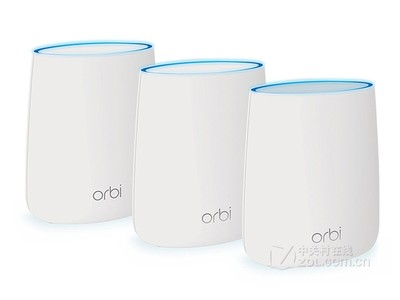 NETGEAR Orbi RBK23 AC2200三频多路由系统