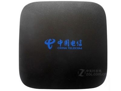 华为悦盒联通版无线网连上了,怎么不能看电视。