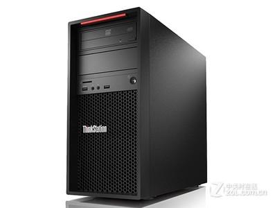 联想ThinkStation P520c(Xeon W-2123/16GB/256GB+1TB/P1000*2/23.8英寸*2)