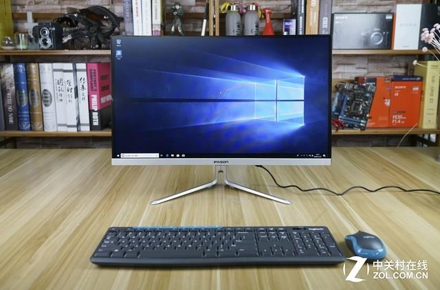 攀升兄弟IPC P11一体电脑评测