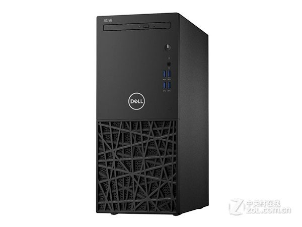 戴尔3980MT(i7 8700/4GB/1TB/DVD/集显)