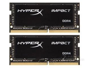 金士顿骇客神条Impact 16GB DDR4 2666(套装)