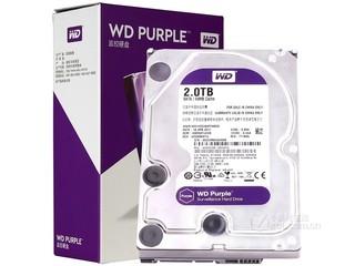 西部数据紫盘3TB/5400转/64MB(WD30EJRX)