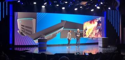 Alienware 55系列OLED显示器