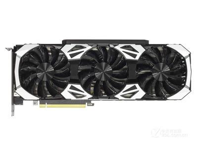 索泰 GeForce RTX 2060-6GD6 至尊PLUS OC6