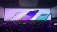 三星Galaxy S10+(8GB RAM/玻璃版/全网通)发布会回顾1