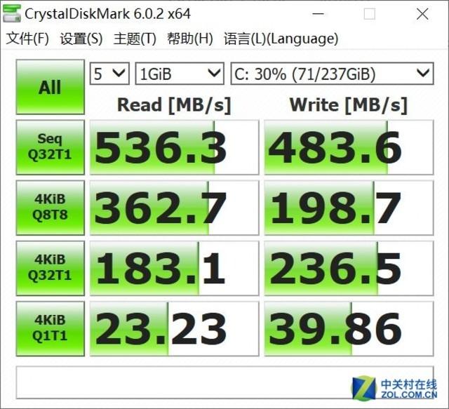 72Wh电池塑造超强续航 adol笔记本14评测