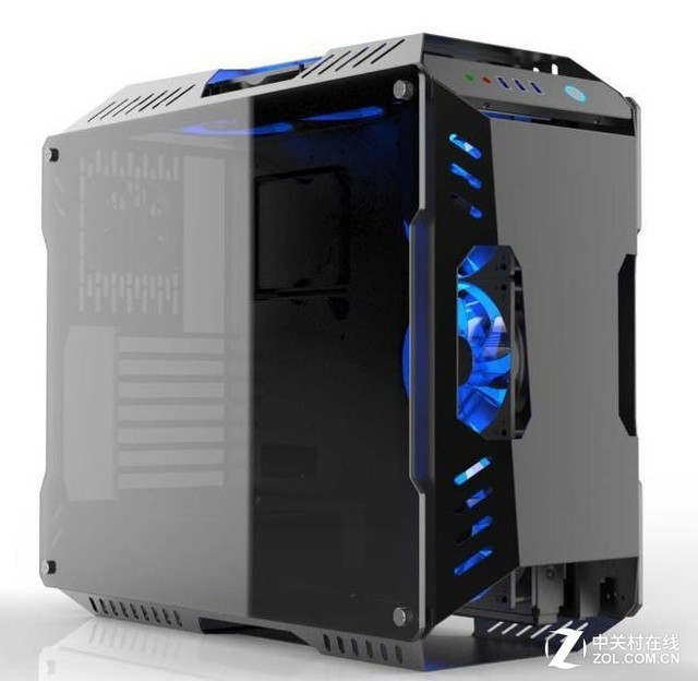 Spire宣布推出X2 Taraxx双钢化玻璃机箱