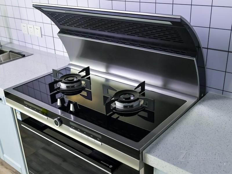 火星人X7蒸箱款(钢化玻璃台面/天然气)原创图赏