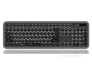 RK ROYAL KLUDGE圆点有线/蓝牙双模机械键盘(青轴)
