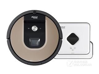 iRobot 961+381套装(擦扫组合)