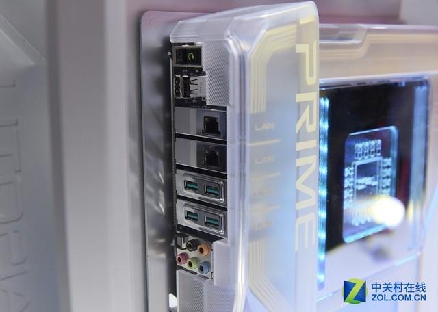 聚焦COMPUTEX 2019 高颜值高性能的华硕展台