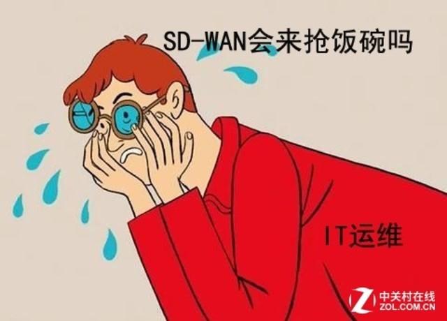 SD-WAN来抢运维人的饭碗了吗?