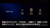 华为nova 5i(6GB/128GB/全网通)发布会回顾3