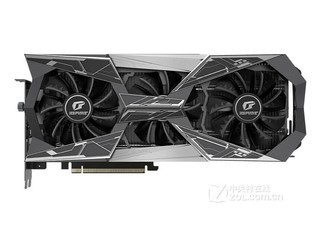 七彩虹iGame GeForce RTX 2060 SUPER Vulcan X OC