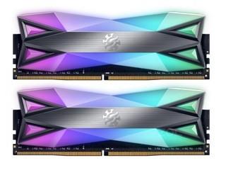 威刚XPG 龙耀D60G 16GB DDR4 3600(8G×2)
