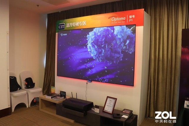 CIT观察:不和液晶斗 激光电视全面进入4K时代