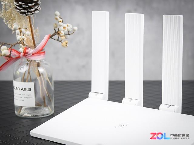 华为WS5200四核版让你家的网络火力全开