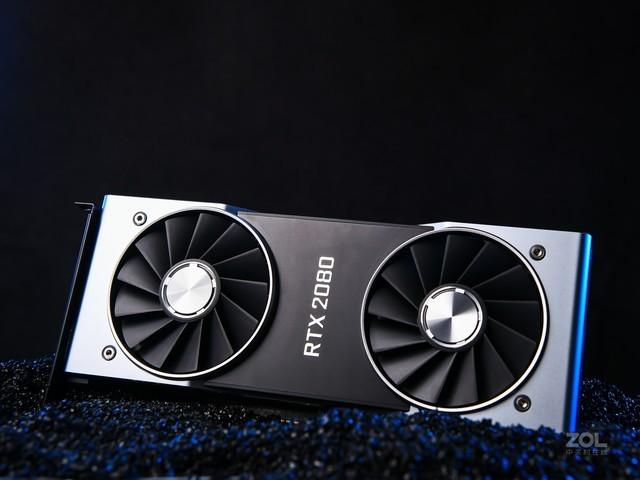 NVIDIA GeForce RTX 2080 8G售5999元