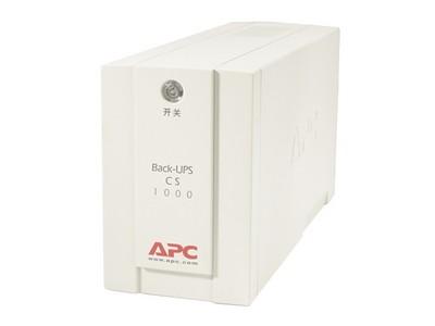 APC BK1000Y-CH 1000VA 内置电池 电脑专配 后备式UPS 1KVA 现货 包邮