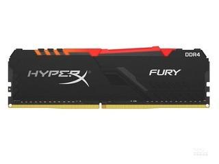 金士顿骇客神条FURY 16GB DDR4 2666 RGB(HX426C16FB3A/16)