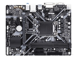 技嘉H310M DS2V DDR3