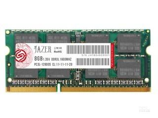 棘蛇8GB DDR3L 1666