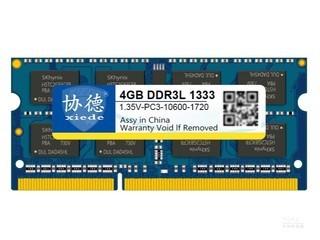 协德4GB DDR3L 1333