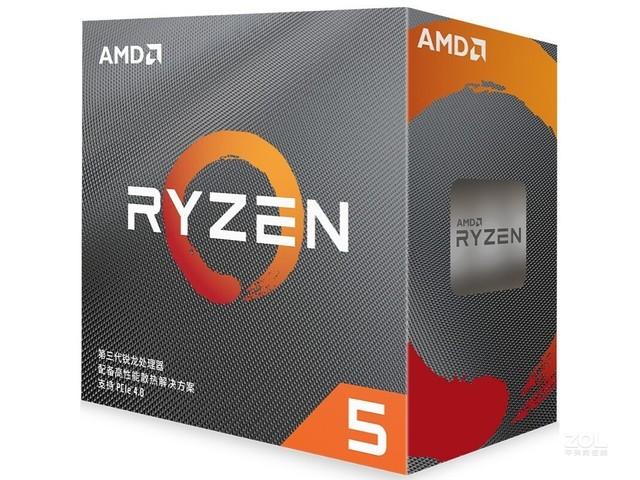 AMD Ryzen 5 3500X售价889元 装机特价