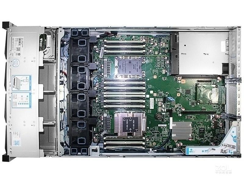 浪潮英信NF5280M5(Xeon Silver 4110*2/16GB*4/2TB*3)