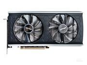 蓝宝石 RX 5500 XT 8G D6 超白金极光特别版