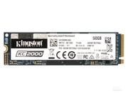 金士顿 KC2000(500GB)