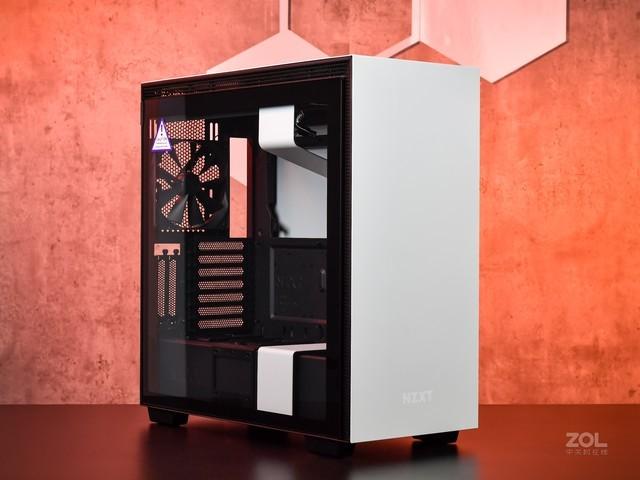 NZXT H710i机箱评测:传承经典 进化时尚