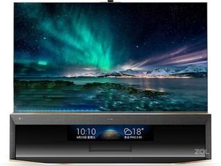 海信85英寸8K雙屏電視