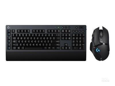 罗技 G613+G502创世者无线键鼠套装