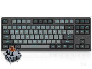 达尔优A87背光机械键盘