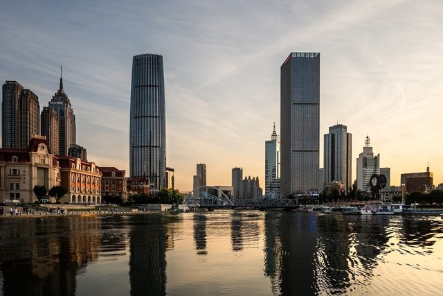 迷你专业微单 尼康Z50记录城市的美艳瞬间
