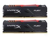 金士顿 骇客神条FURY 32GB DDR4 3200 RGB(HX432C16FB3AK2/32)