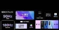 华为畅享20 Pro(6GB/128GB/全网通/5G版)发布会回顾2