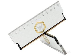 影驰HOF OC Lab 皑钻 16GB(2×8GB)DDR4 5000