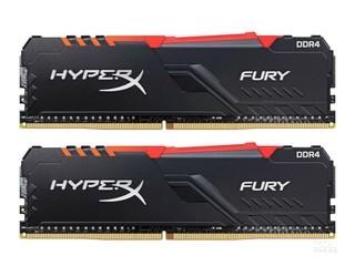 金士顿骇客神条FURY 32GB DDR4 3200 RGB(HX432C16FB3AK2/32)