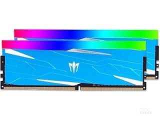 影驰GAMER BLUE 16GB(2×8GB)DDR4 2666