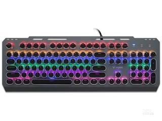 雷柏GK500朋克版游戏机械键盘
