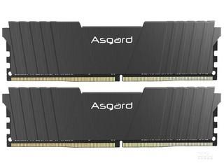 阿斯加特洛极T2 DDR4 3200 16GB(2×8GB)