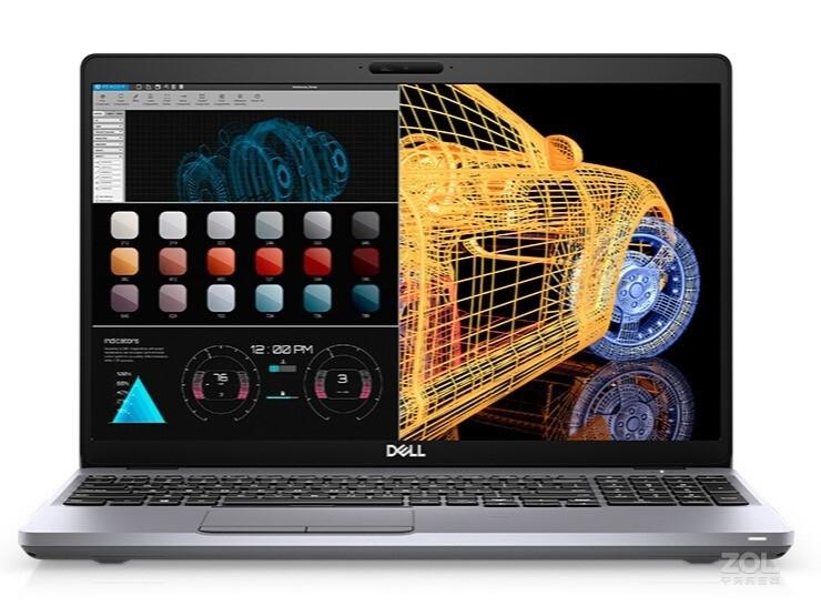 戴尔Precision 3551(i5 10400H/8GB/512GB/P620)